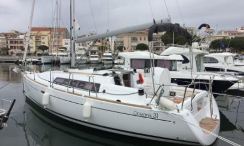 Image of Beneteau Oceanis 31 for sale in Spain for €86,900 (£75,769) CAMBRILS, Spain
