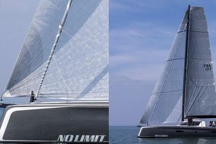 Outremer 5X Carbon for sale in France for $2,390,000 (£1,711,140)