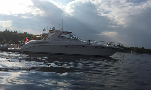 Image of Sea Ray 540 Sundancer for sale in Canada for $285,000 (£216,278) Midland, ON, Canada