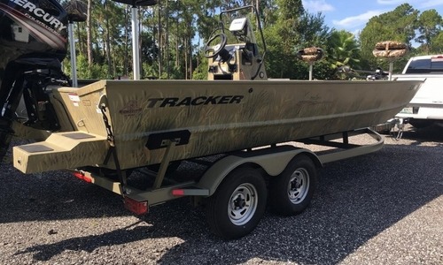 Image of Tracker GRIZZLY 2072 MVX Sportsman for sale in United States of America for $35,700 (£26,695) Fort Pierce, Florida, United States of America