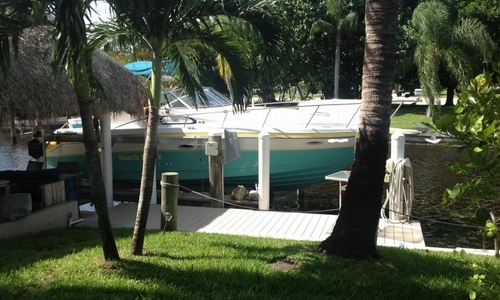 Image of Rinker Fiesta Vee 280 for sale in United States of America for $14,000 (£10,619) Cape Coral, Florida, United States of America