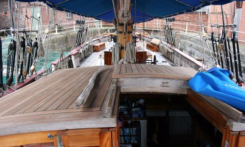 Image of Classic Topsail Schooner for sale in United Kingdom for £395,000 Truro, Cornwall, , United Kingdom