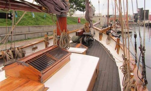 Image of danish gaff ketch for sale in Germany for €100,000 (£88,611) Germany