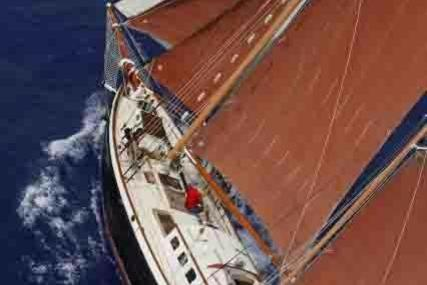 Traditional Steel Gaff Ketch for sale in United Kingdom for £99,000