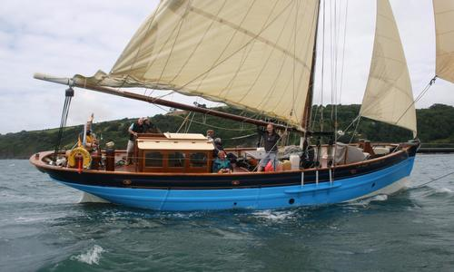 Image of Gaff Cutter Yacht for sale in United Kingdom for £255,000 East Sussex, , United Kingdom