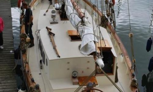 Image of Traditional Mevagissey Lugger Gaff Cutter for sale in Netherlands for £68,000 Amsterdam, , Netherlands