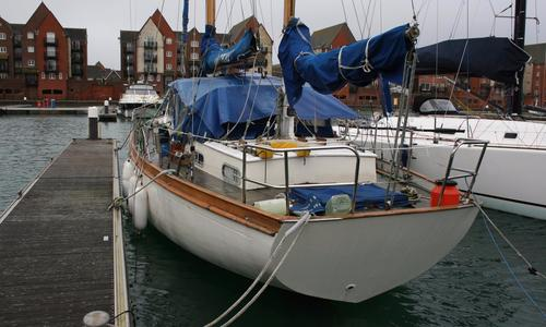 Image of Atlantic Ketch for sale in United Kingdom for £25,000 East Sussex, , United Kingdom