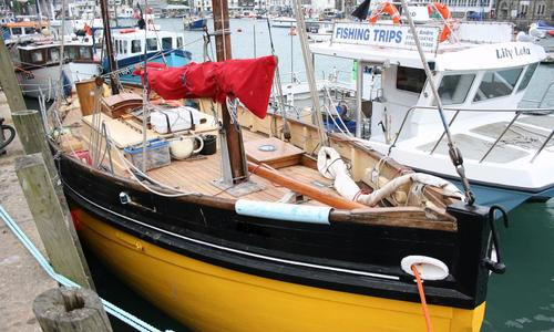 Image of Looe Lugger for sale in United Kingdom for £40,000 Cornwall, , United Kingdom