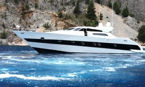 Image of Tecnomar Velvet 83 for sale in Italy for €900,000 (£786,006) Toscana, , Italy