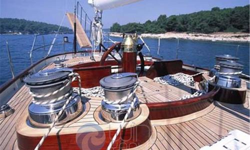 Image of Heli Yachts Ketch 35 mt for sale in Italy for €1,800,000 (£1,588,254) Croatia, Italy