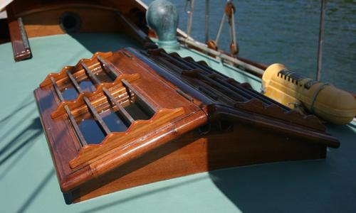 Image of Claud Worth design Gaff cutter for sale in United Kingdom for £195,000 Devon, , United Kingdom