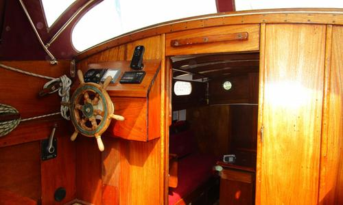 Image of 12 ton Hillyard Bermudan sloop for sale in United Kingdom for £15,500 Southampton, Hampshire, , United Kingdom