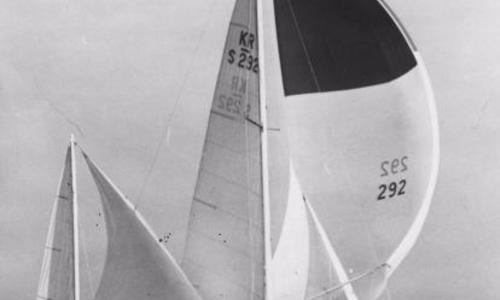 Image of Classic Gustav Pym Bermudan Yawl for sale in Sweden for £15,000 Sweden