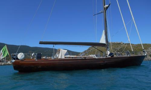 Image of C.N.Carlini Sciarrelli Cutter 62 for sale in Italy for €840,000 (£744,331) Toscana, , Italy