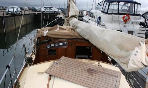 Image of Traditional 9 ton Hillyard for sale in United Kingdom for £13,750 Southampton, Hampshire, , United Kingdom