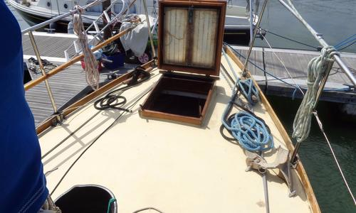 Image of Classic 9 Ton Hillyard Bermudan sloop for sale in United Kingdom for £14,000 Southampton, Hampshire, , United Kingdom