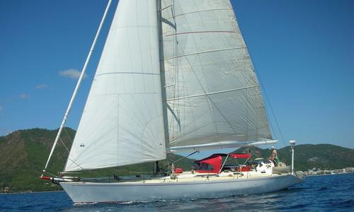 Image of Geragthy Mar San Diego Farr 59 for sale in Italy for €165,000 (£147,187) Sicilia, , Italy