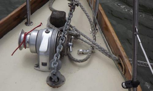 Image of Classic One Design Bermudan cutter for sale in United Kingdom for £9,950 Itchenor, West Sussex, , United Kingdom