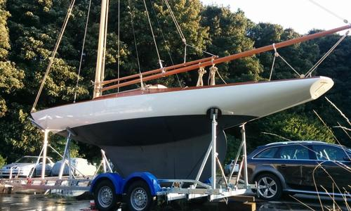 Image of Classic Dark Harbour Gaff Sloop for sale in United Kingdom for £37,000 Ipswich, Suffolk, , United Kingdom