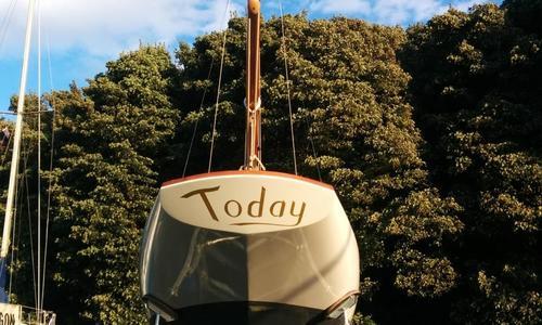 Image of Dark Harbour 17 Gaff Sloop for sale in United Kingdom for £37,000 Suffolk, , United Kingdom