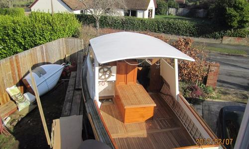 Image of Traditional 26' single engine Motor Yacht for sale in United Kingdom for £8,000 Southampton, Hampshire, , United Kingdom