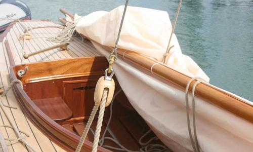 Image of Classic Sibbicks Half Rater for sale in United Kingdom for £14,500 Cowes, Isle of Wight, , United Kingdom