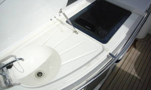Image of SUNSEEKER Predator 56 for sale in Spain for €195,000 (£171,935) Marbella, Puerto Banus, , Spain