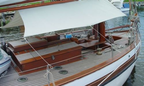 Image of Colin Archer Double ender Solvaer Design for sale in Germany for €195,000 (£173,372) Germany