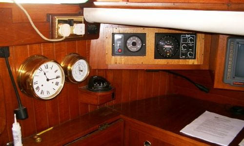Image of Colvic Victor 40 Ketch for sale in Spain for €80,000 (£70,952) Aduadulce, , Spain