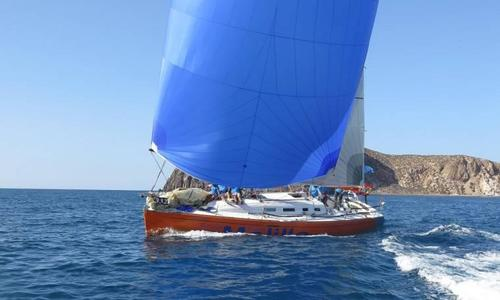 Image of Beneteau First 407 R for sale in Spain for €90,000 (£78,601) Spain