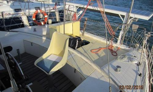 Image of Prout Snowgoose 35 for sale in Spain for €39,000 (£34,853) Spain