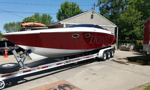 Image of Donzi Z29 for sale in United States of America for 33.900 $ (23.941 £) Utica, New York, United States of America