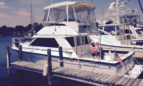 Image of Phoenix 35 Sportfish for sale in United States of America for $55,000 (£41,879) Freeport, Florida, United States of America