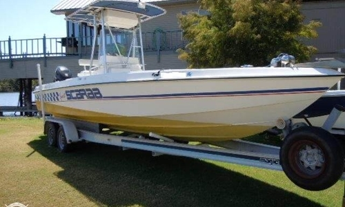 Image of Scarab 26 Sport Center Console for sale in United States of America for $39,000 (£29,581) Chauvin, Louisiana, United States of America