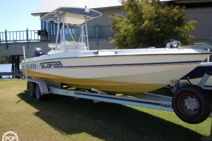 Scarab 26 Sport Center Console for sale in United States of America for $39,000 (£29,581)