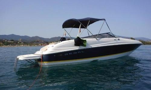 Image of Regal 2400 for sale in Spain for €19,950 (£17,461) Spain