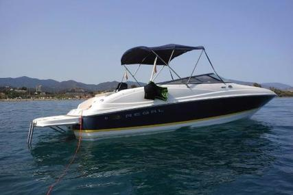 Regal 2400 for sale in Spain for €19,950 (£17,594)