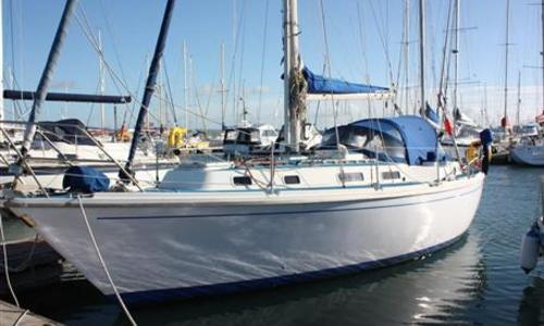 Image of Westerley Conway Ketch 36 for sale in United Kingdom for £41,500 Holyhead, Anglesey, Wales, United Kingdom