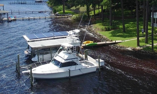 Image of Bertram 35 Sportfisherman for sale in United States of America for $56,000 (£42,610) Niceville, Florida, United States of America
