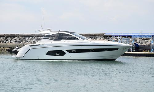 Image of Azimut Atlantis 43 for sale in Thailand for €695,000 (£619,971) Thailand