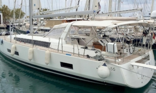 Image of Beneteau Oceanis 55 for sale in Spain for €419,000 (£368,002) PALMA DE MALLORCA, Spain