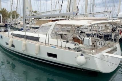 Beneteau Oceanis 55 for sale in Spain for €419,000 (£371,279)