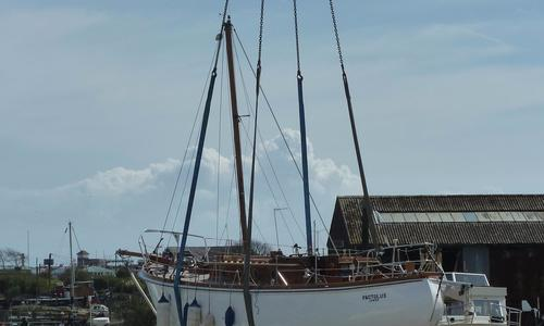 Image of Classic Woodnutts Bermudan Cutter for sale in United Kingdom for £67,500 Brighton, East Sussex, , United Kingdom