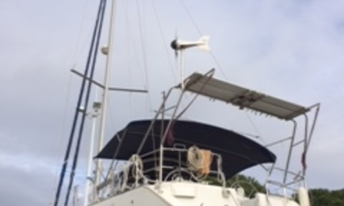 Image of Beneteau Oceanis 473 for sale in France for €118,000 (£105,269) HYERES, France