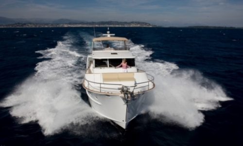Image of Beneteau Swift Trawler 52 for sale in Greece for €560,000 (£493,697) Greece