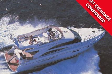 Princess 57 for sale in Germany for €575,000 (£503,847)
