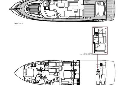 Sunseeker Manhattan 63 for sale in Malta for €980,000 (£862,661)