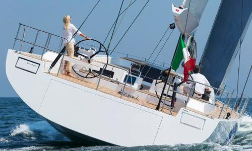 Image of Advanced Yachts 80 for sale in Italy for €4,800,000 (£4,281,166) Italy