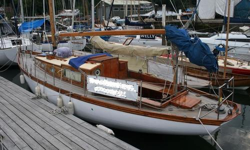 Image of Classic Buchanan Bonito Bermudan Sloop for sale in United Kingdom for £13,500 Southampton, Hampshire, , United Kingdom