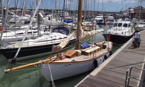 Image of Classic Dallimore Bermudan Cutter for sale in Guernsey and Alderney for £65,000 , , Guernsey and Alderney